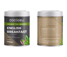 Cocodeli Organic Tea & Blends English Breakfast