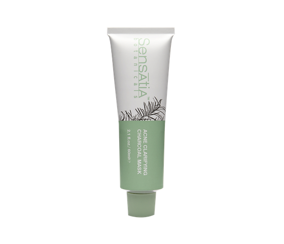 Sensatia Botanicals Acne Clarifying Charcoal Mask 60 ml