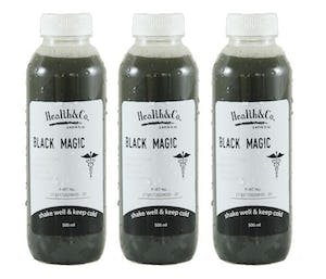 Health & Co. Paket 3 Botol Black Magic