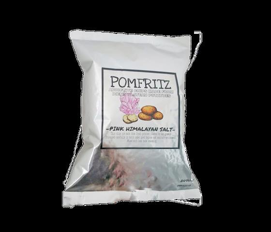 Van Landa Pomfritz Pink Himalayan Salt Addictive Chips 50 gr