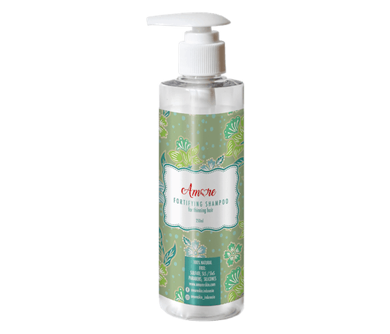 Amore Fortifying Shampoo for Thinning Hair 250 ml