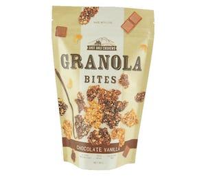 East Bali Cashews Granola Bites Cokelat Vanila 125 gr