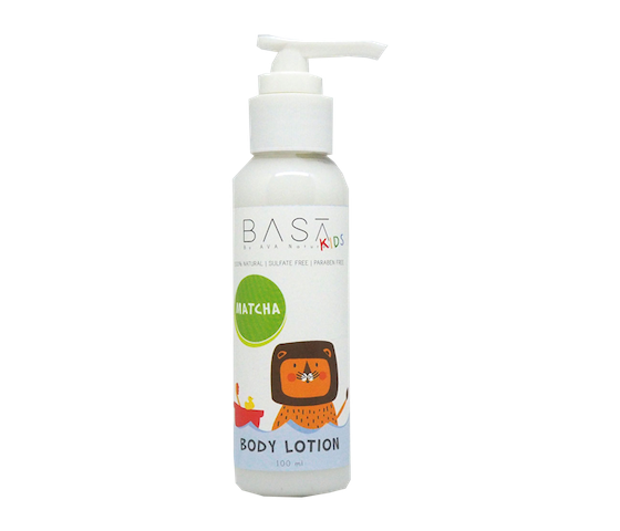 Basa Kids Matcha Body Lotion 100 ml
