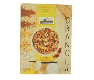 East Bali Cashews Granola Pisang Kelapa 400 gr