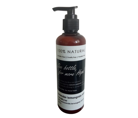 Ava Natural Conditioner Lavender Lemongrass Mint 250 ml