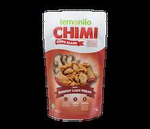 Lemonilo Chimi (Chips Alami) Keripik Jamur Rasa Rumput Laut Pedas
