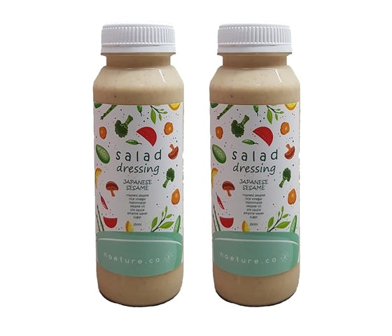 Naeture Salad Dressing Pack of 2
