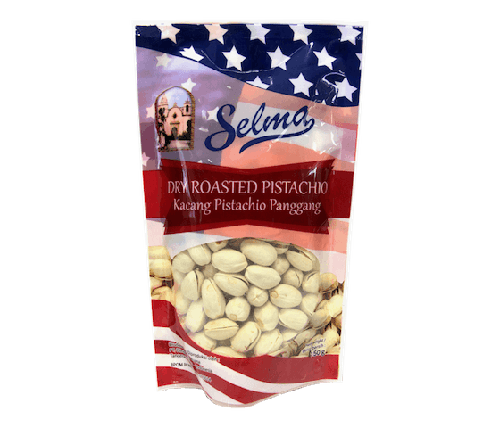 Selma Dry Roasted Pistachio 150 gr