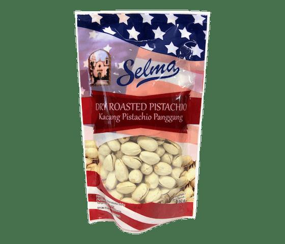 Selma Dry Roasted Pistachio 150 gr