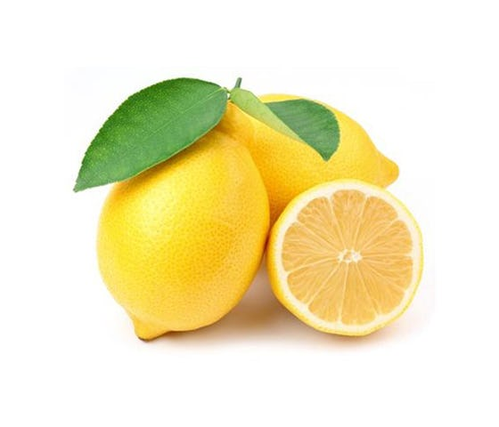 Keranjang Sayur Lemon