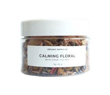 Organic Supply Calming Floral Tea 15gr