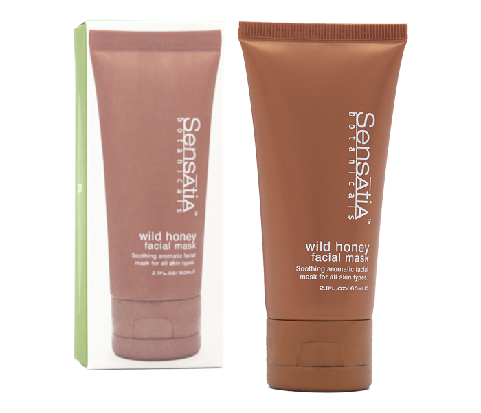 Sensatia Wild Honey Facial Mask