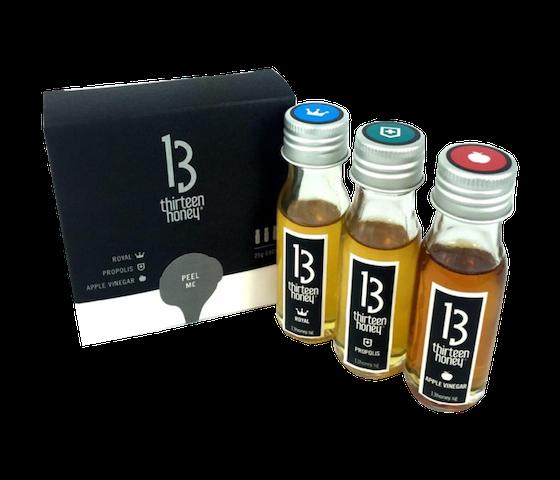 13 Honey Gift Pack Madu (Pack of 3)