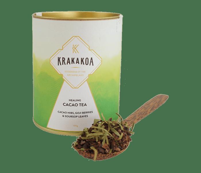 Krakakoa Teh Healing Cacao