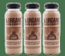 Yourganic Raw Almond Mylk Rockin Iced Coffee 250 ml Pack of 3