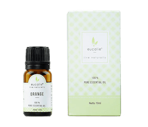 Eucalie Orange 100% Pure Essential Oil 10 ml