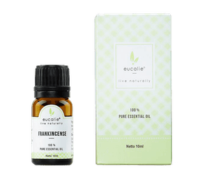 Eucalie Frankincense 100% Pure Essential Oil 10 ml
