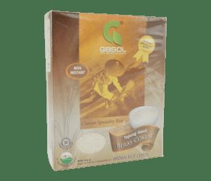 Gasol Tepung Beras Cokelat Organik
