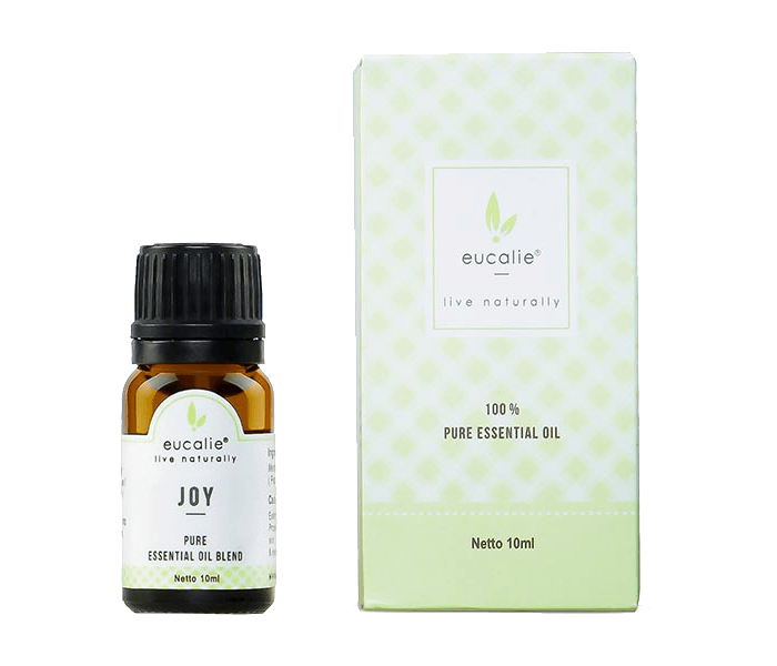 Eucalie Joy Pure Essential Oil Blend 10 ml