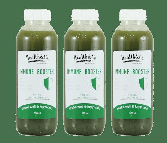 Health & Co. Paket 3 Botol Immune Booster