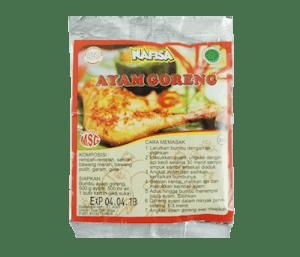 Nafisa Bumbu Ayam Goreng Alami
