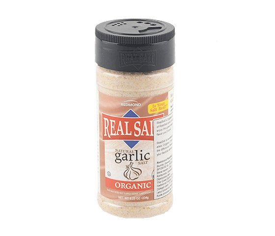 Redmond Organic Garlic Salt (Shakers) 234 gr