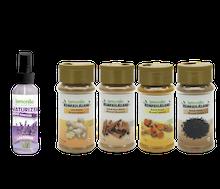 Paket Lemonilo Bersih Hangat - Hand Sanitizer & Rempah Alami