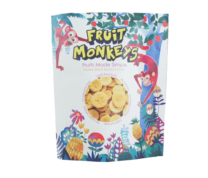 Fruit Monkeys Keripik Pisang
