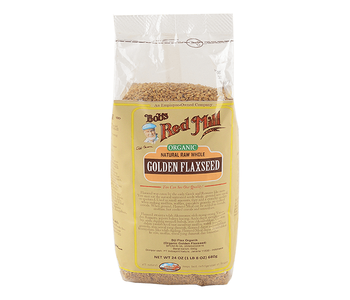 Bob's Red Mill Golden Flaxseed Organik