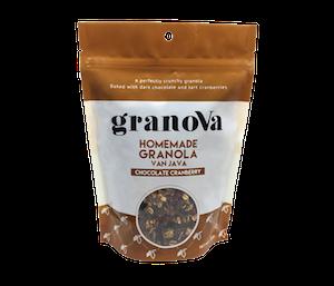 Granova Homemade Granola Chocolate Cranberry 350 gr