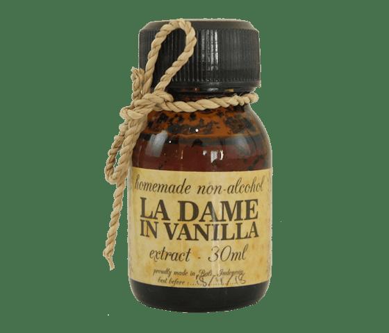 La Dame Ekstrak Vanila Non Alkohol 30 ml