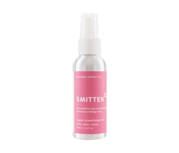 Organic Supply Smitten Aromatherapy Mist 100ml