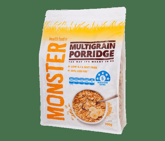 Monster Multigrain Porridge