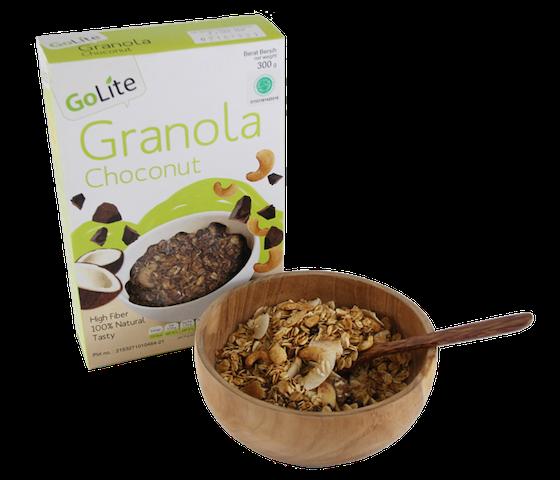 GoLite Choconut Granola