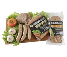 Beranda Daging Pack of Wagyu Burger Patty & Gourmet Sausage