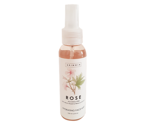 Skinoia Rose Hydrating Face Mist 100 ml