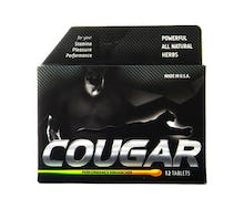 Nature's Health Cougar Performance Enhancer 12 Tablet