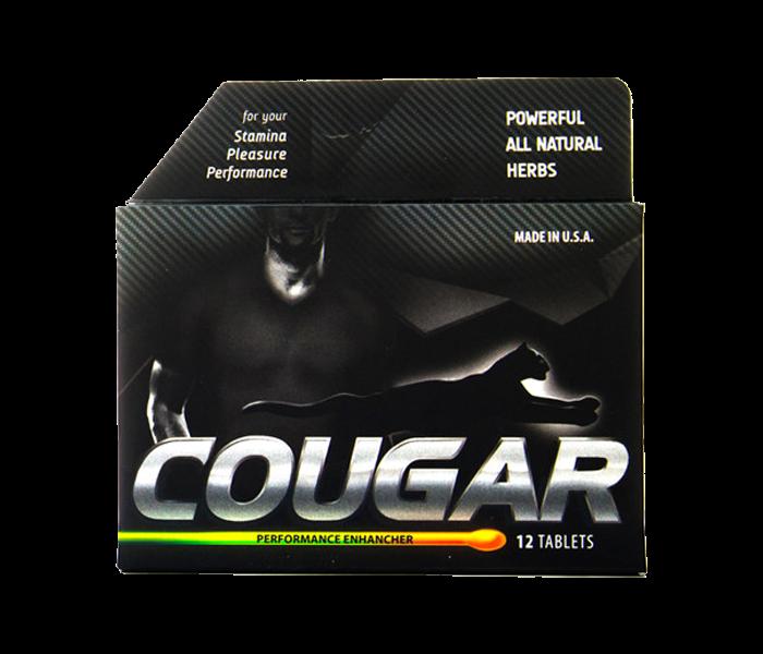 Nature's Health Cougar Performance Enhancer 12 Tablet