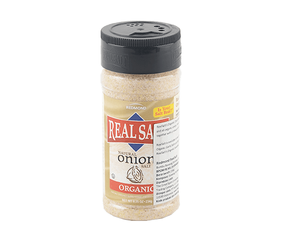 Redmond Organic Onion Salt (Shakers) 234 gr