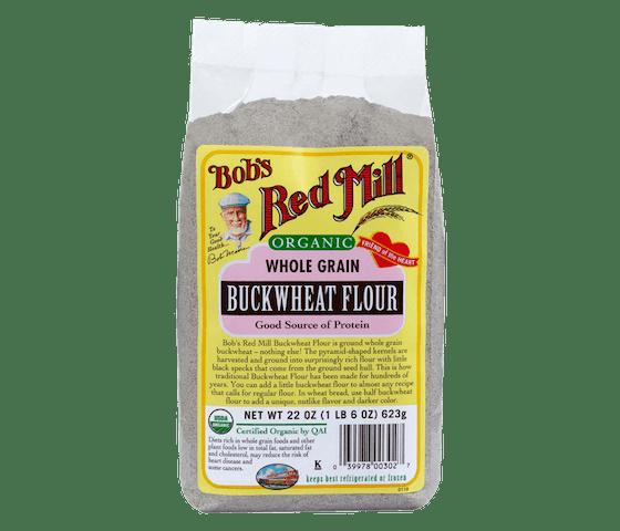 Bob's Red Mill Tepung Buckwheat Organik Bebas Gluten