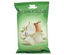 The Daily Crunch Keripik Talas Bawang 90 gr