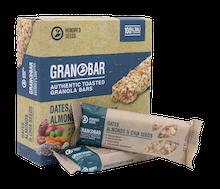 Granobar Dates, Almonds & Chia Seeds Box