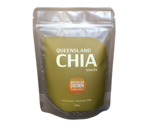 AGN Queensland Chia Seeds 250 gr