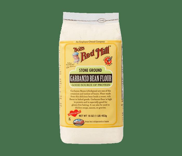 Bob's Red Mill Stone Ground Garbanzo Bean Flour 453 gr
