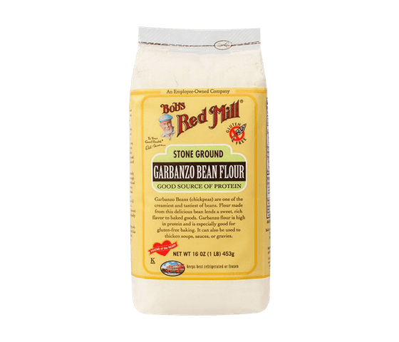 Bob's Red Mill Stone Ground Garbanzo Bean Flour 453 gr