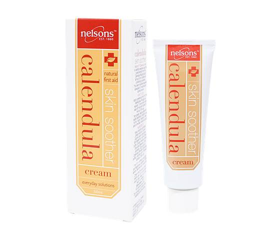 Nelsons Calendula Skin Soother Cream 50 gr