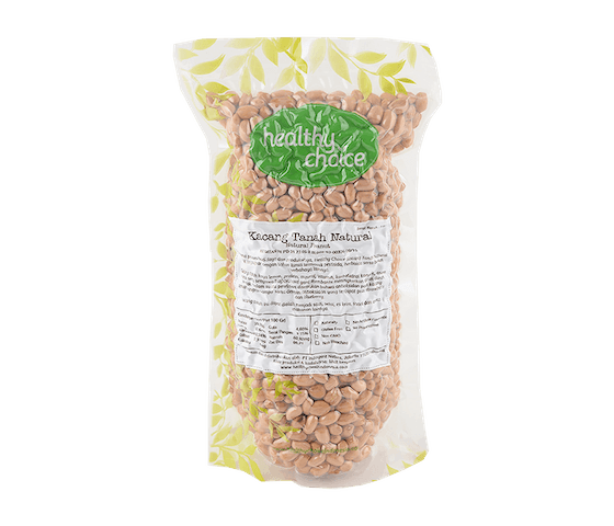 Healthy Choice Kacang Tanah Natural 1 kg