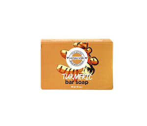 Wangsa Jelita Turmeric Face and Body Soap 85 gr