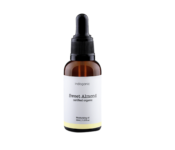 Indoganic Sweet Almond Oil 30 ml
