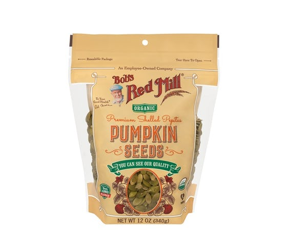 Bob's Red Mill Organic Pumpkin Seeds 340 gr
